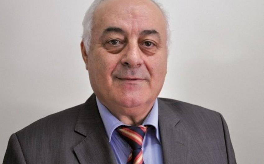 Kamil Vəli Nərimanoğlunun yubileyi münasibətilə sərgi açılıb