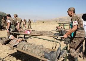Ermənistan Müdafiə Nazirliyi yaralılarının sayını açıqlayıb: 11 min