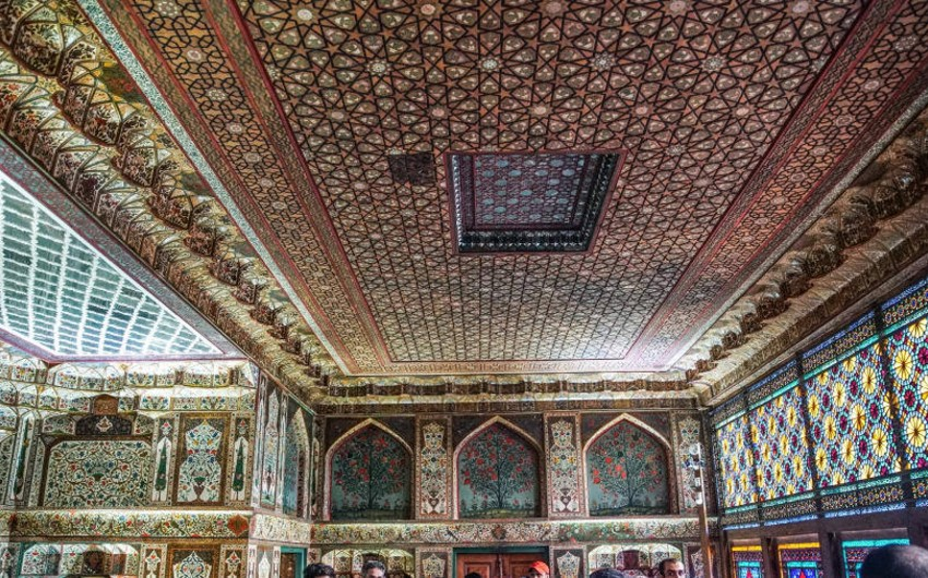 CNN publishes photo report about the Palace of Shaki Khans