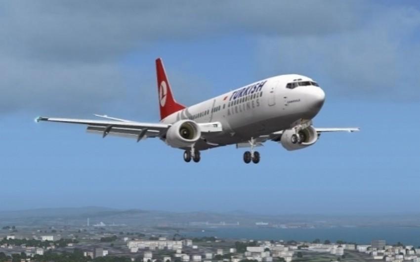 Отложен рейс Баку-Стамбул