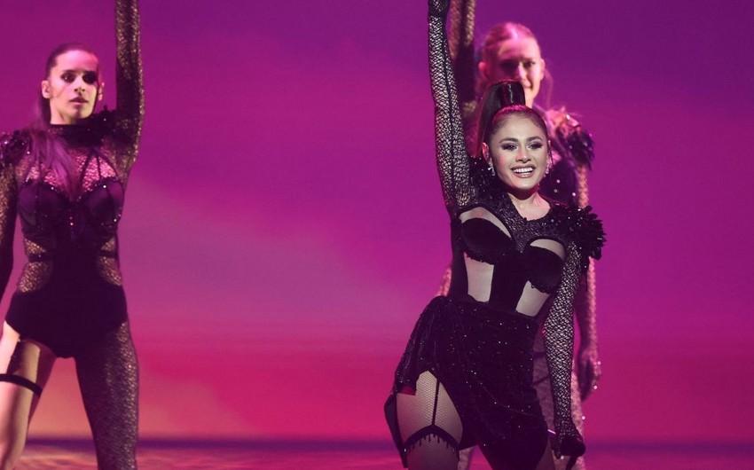 Daily Express says Azerbaijan's 2021 Eurovision entry has chances to win