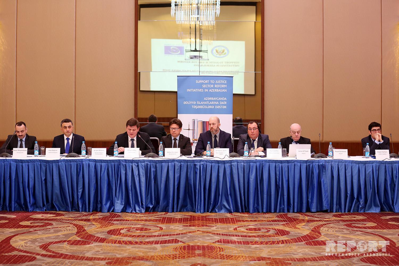 Глава департамента: Азербайджан активно участвует в проектах Совета Европы по реформированию юридической системы