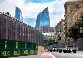 Bakıda Formula 1 və AVRO-2020 yarışları toqquşmayacaq