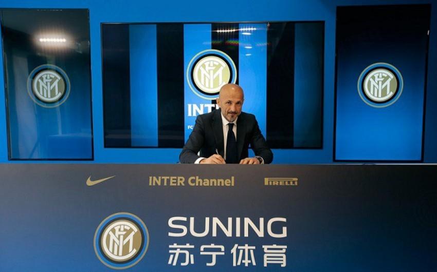 В итальянский Интер назначен новый главный тренер