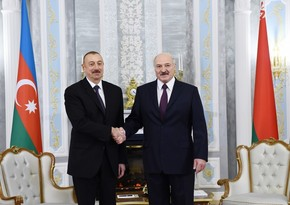 Presidents of Azerbaijan and Belarus hold telephone conversation