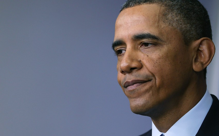 Obama: ABŞ ordusunun xaricdə hərbi xidmət etməsi keçmişdə qaldı