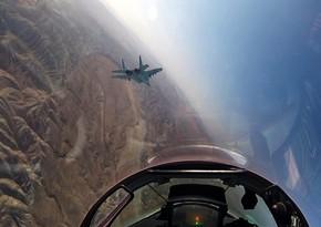 Azərbaycan Hərbi Hava Qüvvələrinin döyüş uçuşları başlayıb