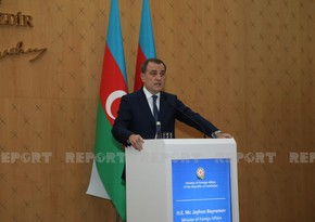"""Ceyhun Bayramov: """"Ermənistanın revanşist əhval-ruhiyyəsi onların yeni reallıqları qəbul etmədiklərini göstərir"""""""