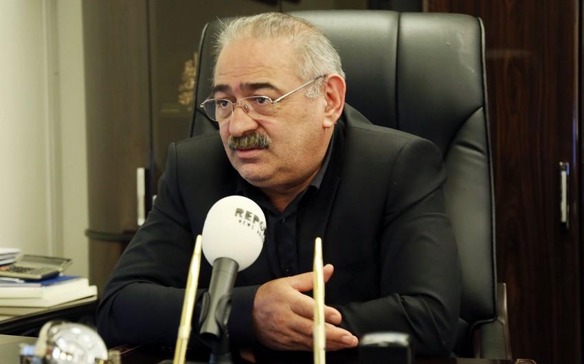 Ramin Musayev: Məşqçinin məşqçiyə əl qaldırması qeyri-etikdir