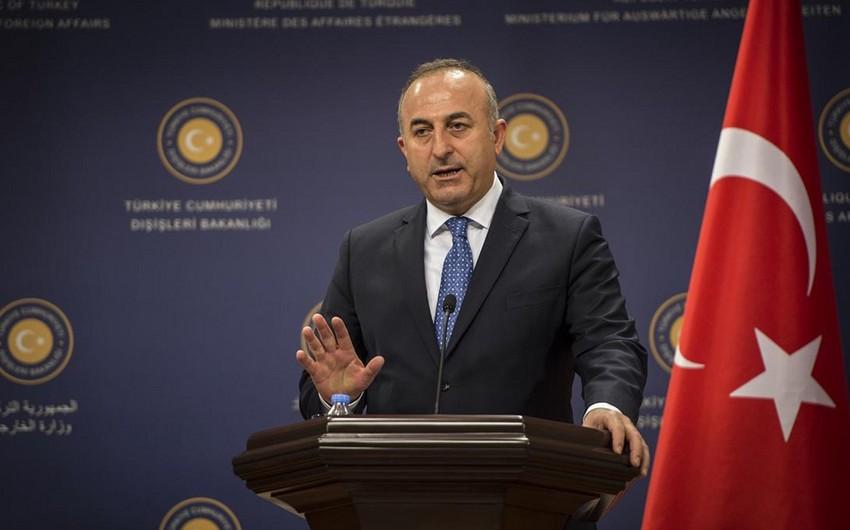 """Mövlud Çavuşoğlu: """"Ermənistan etdiklərinin cavabını almalıdır"""""""
