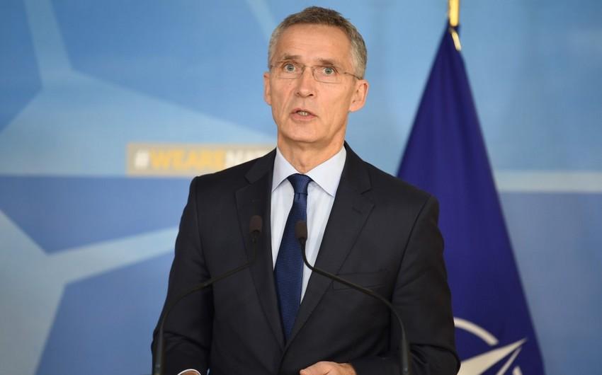NATO baş katibi: Biz Azərbaycanla əməkdaşlığı inkişaf etdirməkdə qərarlıyıq