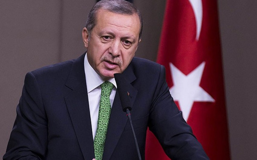 Türkiyə prezidenti: İrana səfərlə bağlı planımızda dəyişilik yoxdur