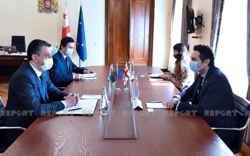 Azərbaycan Gürcüstanla parlamentlərarası əlaqələri dərinləşdirəcək