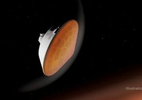 NASA-nın aparatı Marsa eniş edib