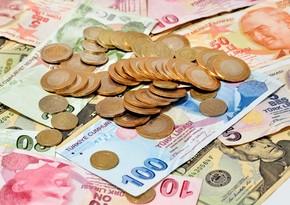 Курсы валют Центрального банка Азербайджана (25.10.2021)