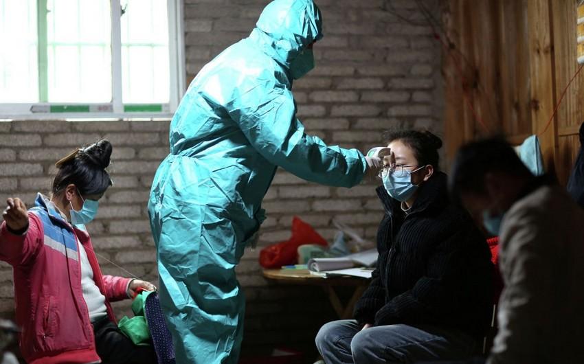 Çində koronavirus qurbanlarının sayı 2,9 min nəfəri ötdü