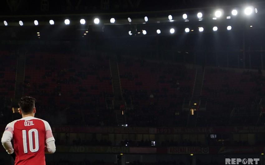Qarabağ Arsenala uduzaraq qrupda sonuncu yeri tutub - FOTOREPORTAJ