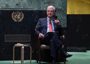 President of UN General Assembly responds to allegations of Armenian genocide