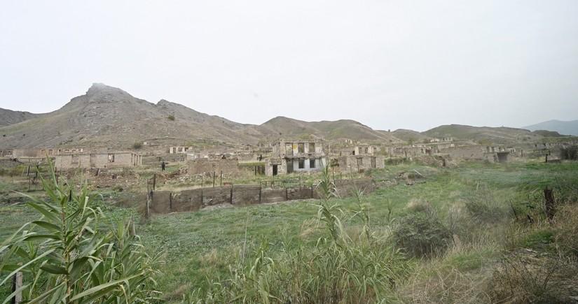 Work on General Plan of Fuzuli launched