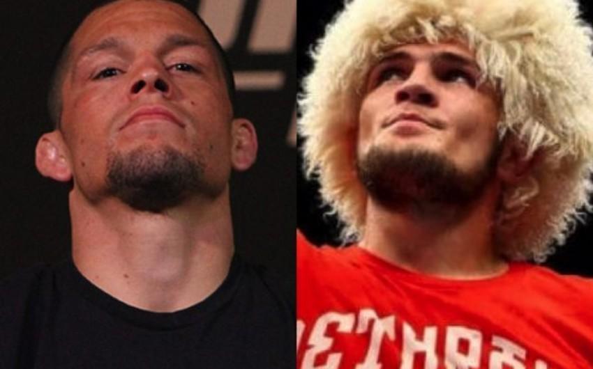 Həbib Nurməhəmmədovla Neyt Dias UFC 239 yarışı zamanı əlbəyaxa olublar