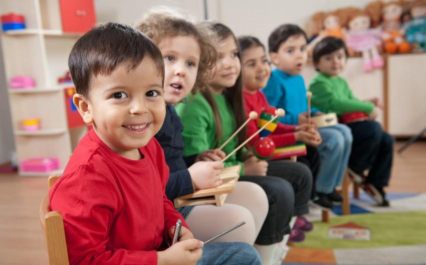 Xüsusi məktəbəqədər təhsil müəssisəsində qruplar üzrə uşaqların sayı müəyyənləşib