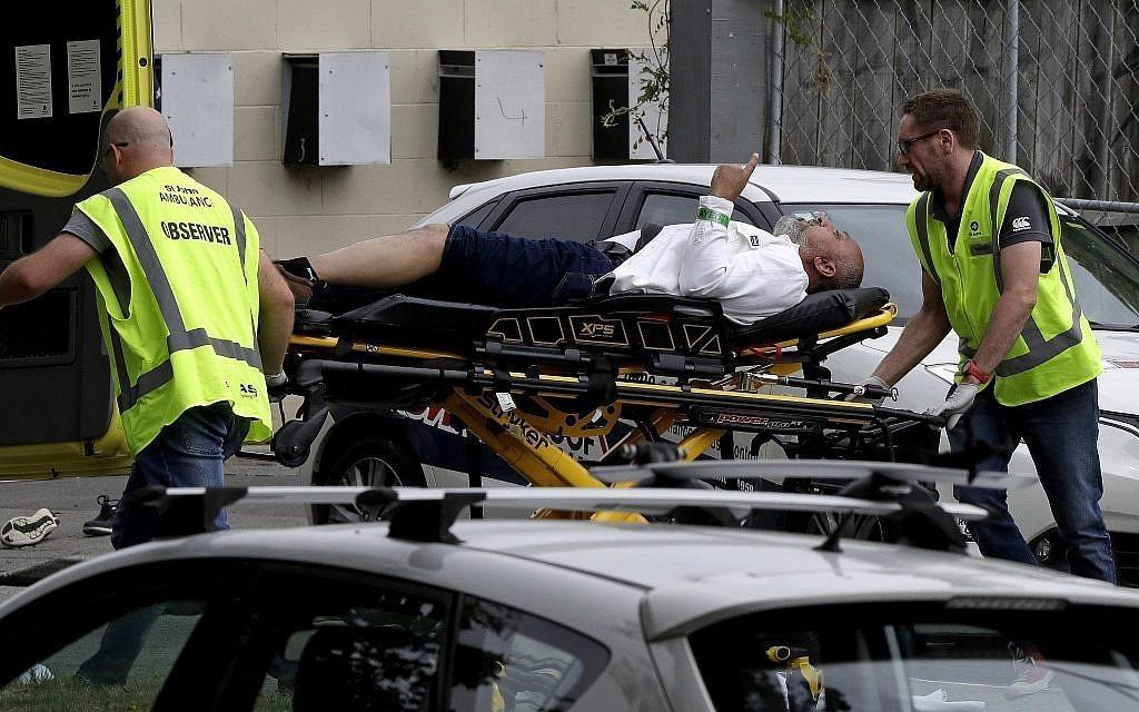 Yeni Zelandiyada təhlükəsizlik tədbirləri yüksək səviyyəyə qaldırılıb