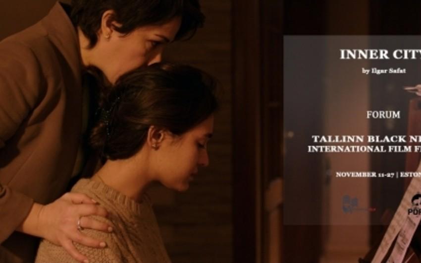 İçəri Şəhər Estoniyada Beynəlxalq Film Festivalında nümayiş olunub