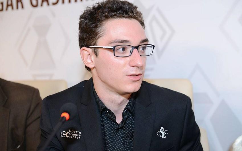 Fabiano Karuana: Azərbaycan millisinin təcrübəli şahmatçıları var