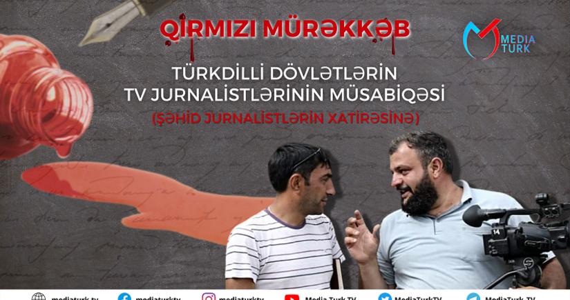 Şəhid jurnalistlərin xatirəsinə müsabiqə elan olunub