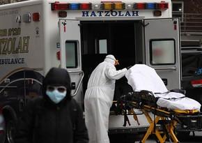 ABŞ-da bir gündə 3,5 mindən çox insan koronavirusdan ölüb