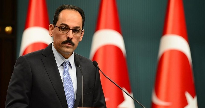 Top Turkish, US officials hold phone conversation