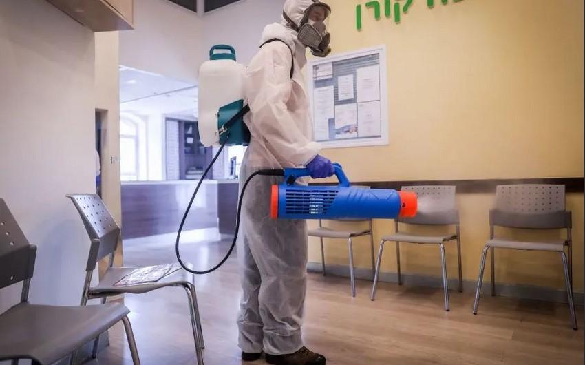 В Израиле число заразившихся коронавирусом превысило 8 тыс. человек