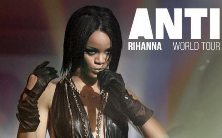 Rihanna Nitsadakı konsertini ləğv edib