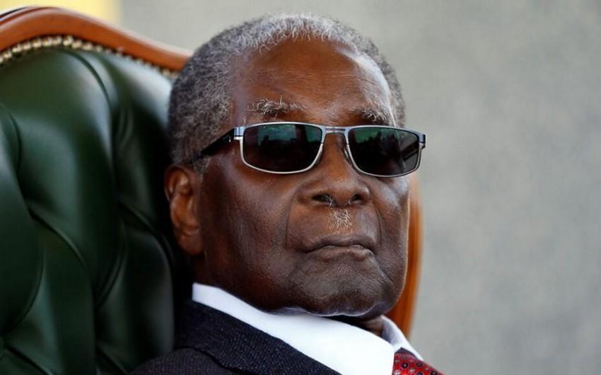 Zimbabvenin keçmiş prezidenti Robert Muqabe vəfat edib