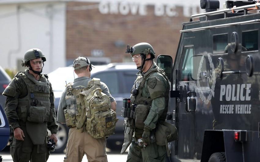 KİV: ABŞ-da atışma zamanı 12 nəfər yaralanıb