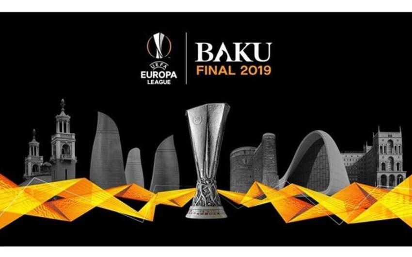 AFFA Avropa Liqasının final oyununun təbliği məqsədi ilə sərgidə iştirak edib