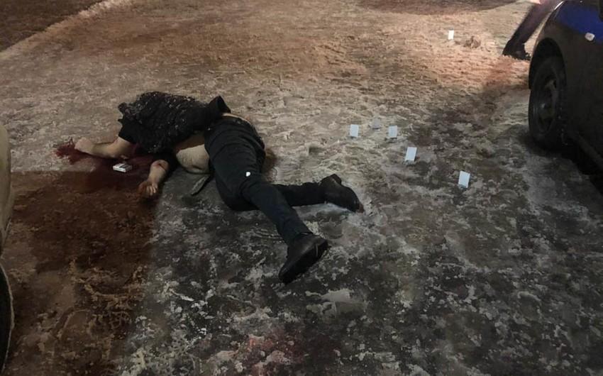 В Москве нашли тело гражданина Азербайджана