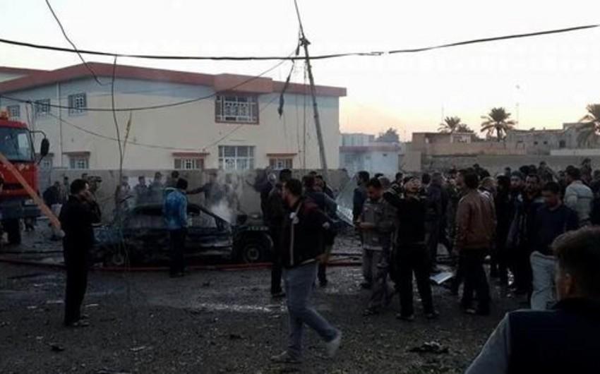 İraqda avtomobilin partladılması nəticəsində 7 nəfər ölüb