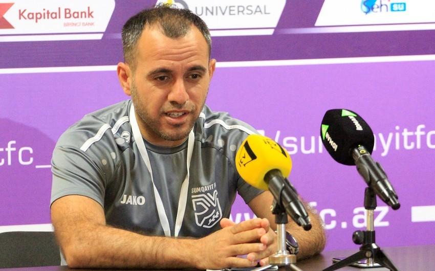 Ayxan Abbasov: Dua edəcəyik ki, futbolçular zədəli qayıtmasın