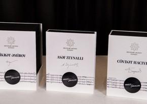 Heydər Əliyev Fondu tərəfindən nəşr olunan Azərbaycan bəstəkarlarının əsərlərinin notlarının toplusu Şuşada təqdim edilib