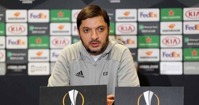 Тренер Карабаха: Выходили на поле за победой
