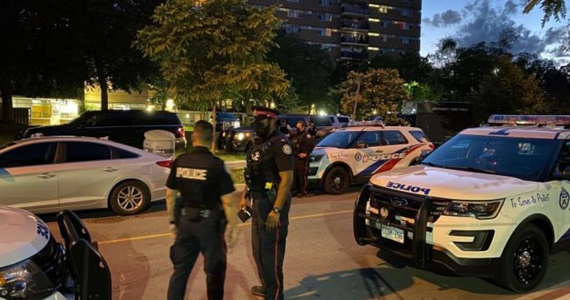 В Канаде пять человек пострадали при стрельбе на дне рождения ребенка