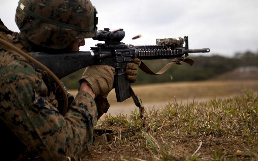 Ermənistan silahlı qüvvələri atəşkəsi 132 dəfə pozub