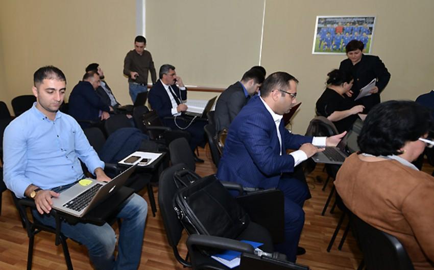 AFFA-da Maliyyə menecerləri üçün seminar keçirilib