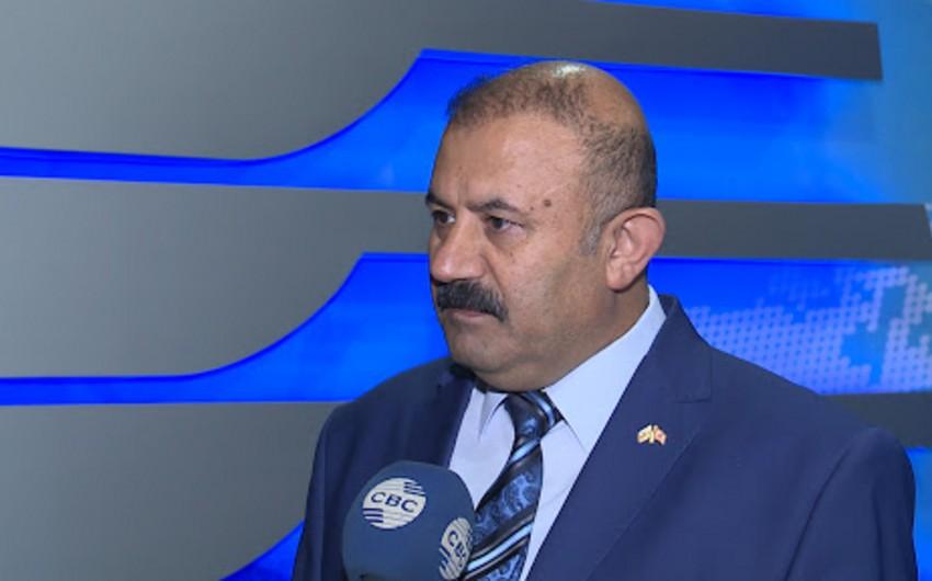 Türkiyədə Ermənistanın qanunsuz məskunlaşdırma siyasətinə etiraz edilib