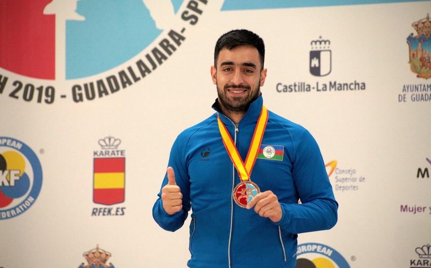 Azərbaycan karateçiləri Premyer Liqada 2 medal qazandı