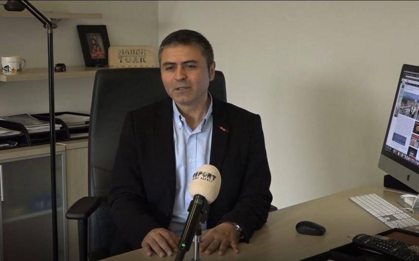 """Türkiyəli ekspert: """"Türkiyə və Azərbaycan regionda söz sahibi ola biləcək"""" - VİDEO"""