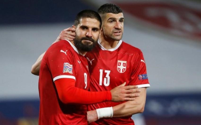 Serbiyalı futbolçu: Bizi seçmə mərhələdə ağır oyunlar gözləyir