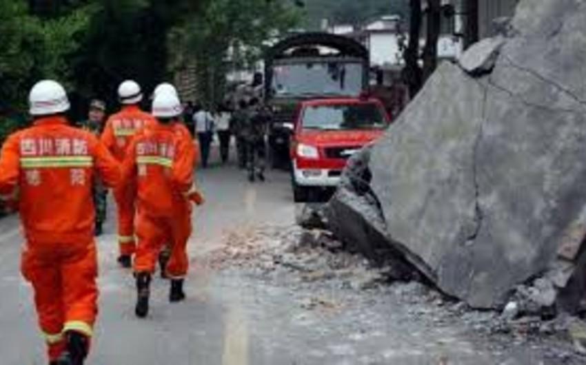 Çində yaşayış evi uçub: 7 ölü