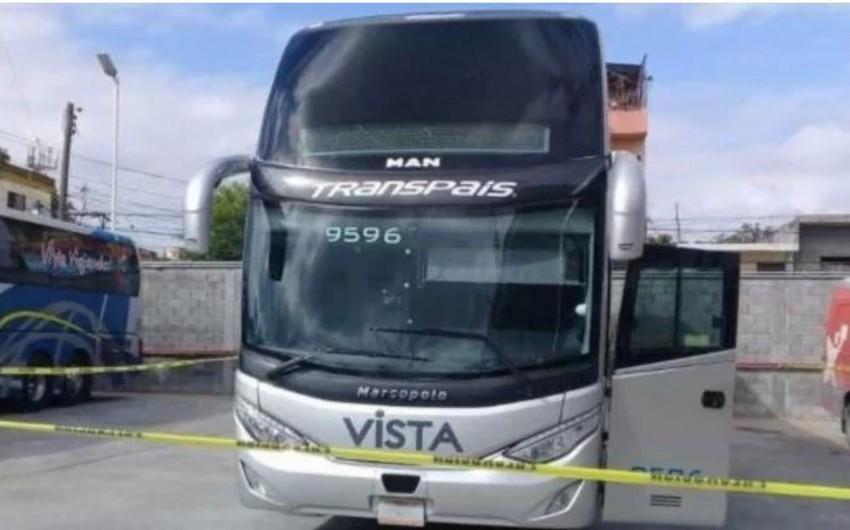 Неизвестные похитили 19 пассажиров автобуса на северо-востоке Мексики